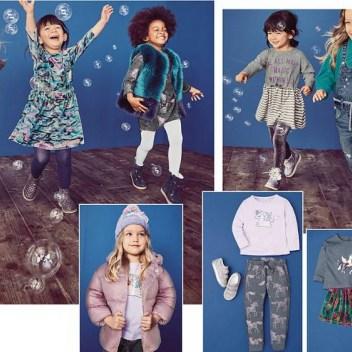 Детская одежда Next Осень 2018
